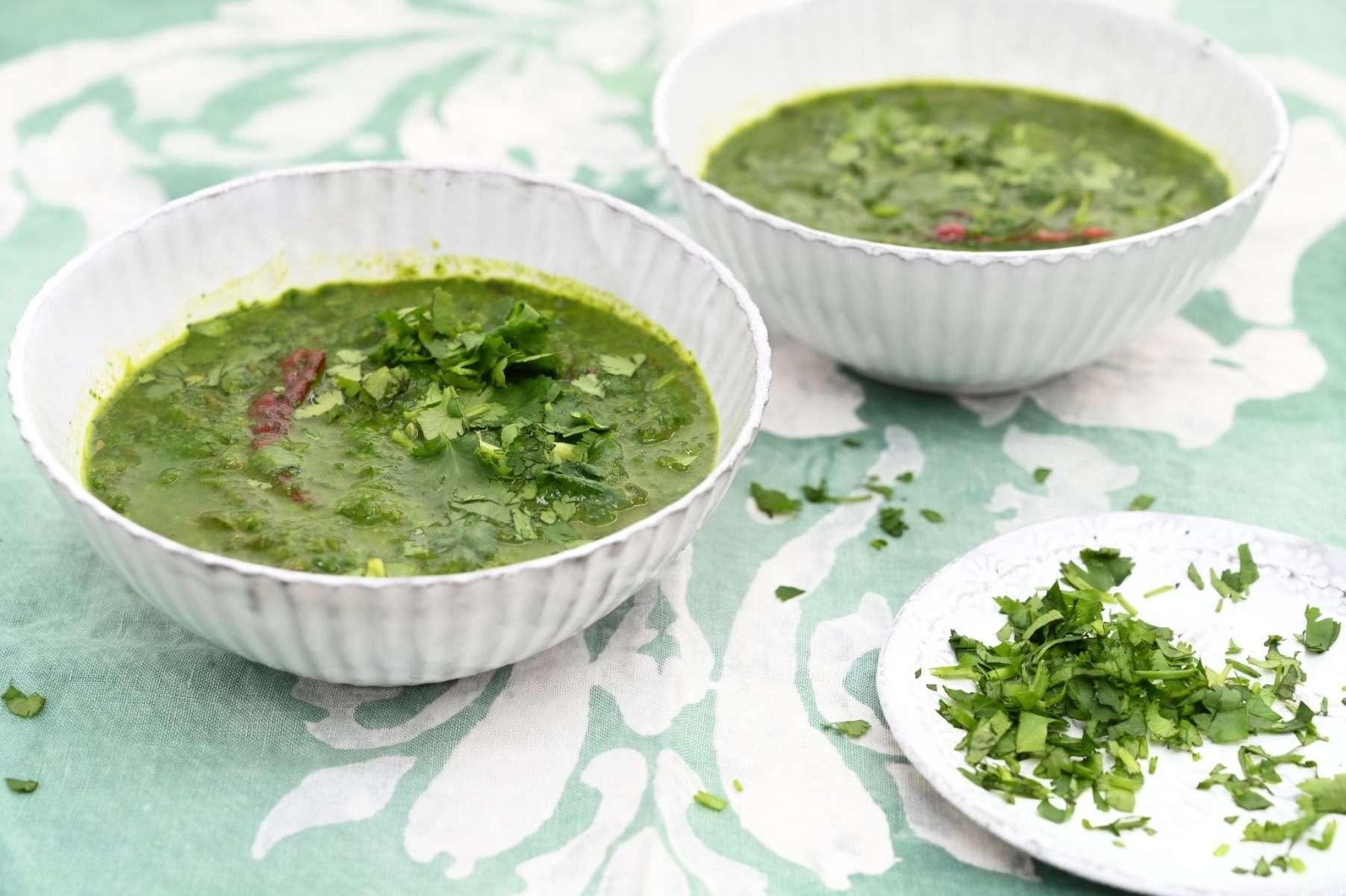 Tarka Kale & Spinach