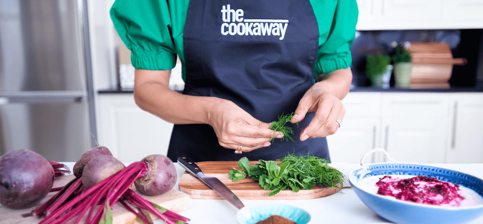 Thecookaway home banner